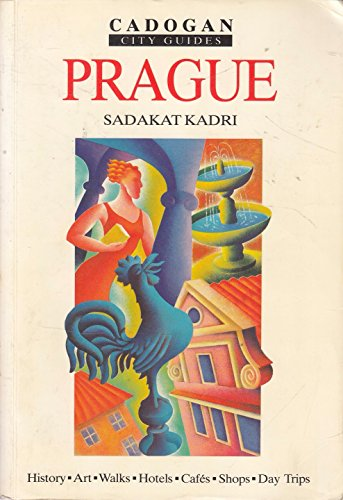 9780871061522: Prague (Cadogan city guides)