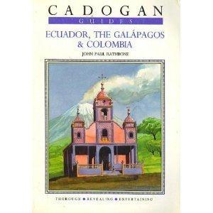 9780871062482: Ecuador, The Galápagos & Colombia (Cadogan Guides)