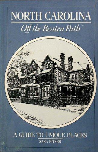 9780871064783: North Carolina: Off the beaten path (Off the Beaten Path North Carolina)