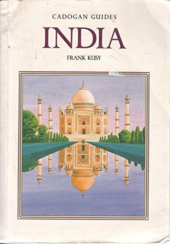 9780871068354: India (Cadogan guides)