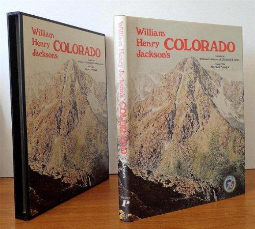 william henry jackson's colorado: jones, william c. and jones, elizabeth b.