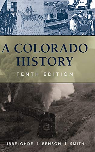 9780871083241: A Colorado History (The Pruett Series)