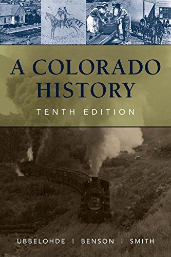 9780871083241: A Colorado History, 10th Edition (The Pruett Series)