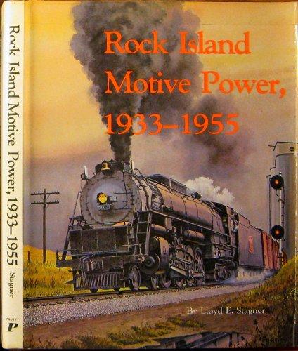 9780871085375: Rock Island motive power, 1933-1955
