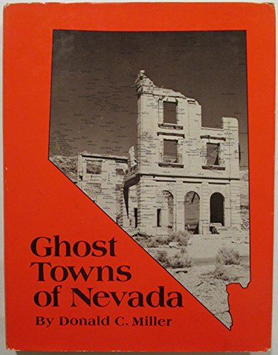 9780871085412: Ghost towns of Nevada