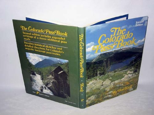 9780871087287: The Colorado pass book: A guide to Colorado's backroad mountain passes