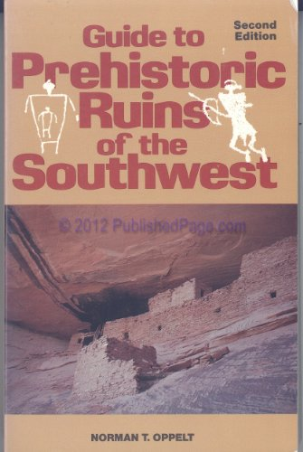 9780871087836: Guide to Prehistoric Ruins of the Southwest (The Pruett Series)