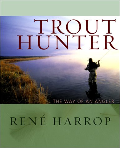 9780871089229: Trout Hunter: The Way of an Angler (The Pruett Series)