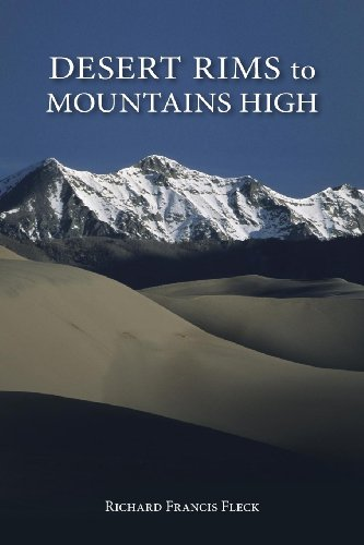 9780871089687: Desert Rims to Mountains High (The Pruett Series)