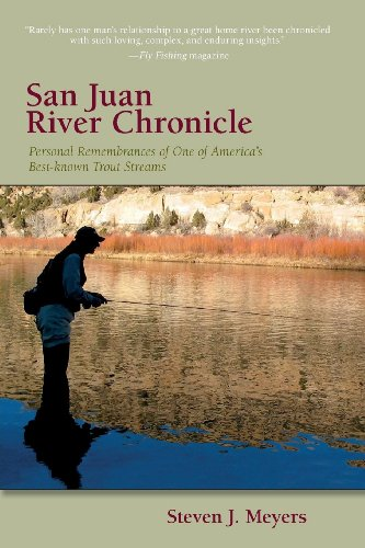 9780871089694: San Juan River Chronicle: Personal Remembrances of One of America's Premier Trout Streams (The Pruett Series)