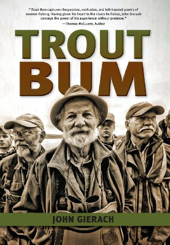 9780871089748: Trout Bum (The Pruett Series)