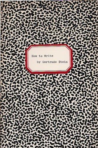 9780871100962: How to write