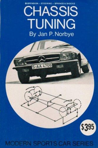9780871120588: Chassis tuning: suspension--steering--springs & shocks, (Modern sports car series)