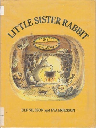 9780871130099: Little Sister Rabbit (English and Swedish Edition)