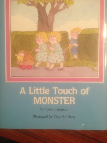 9780871130228: A Little Touch of Monster