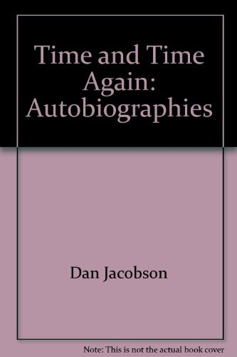 9780871130273: Time and Time Again: Autobiographies