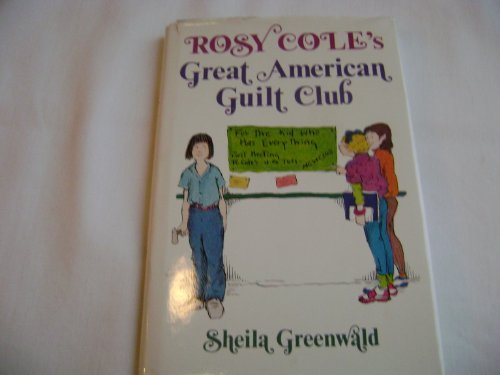 Rosy Cole's Great American Guilt Club