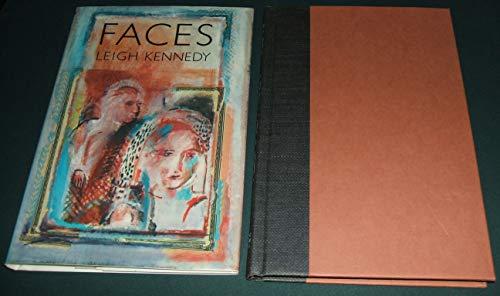 Faces: Kennedy, Leigh