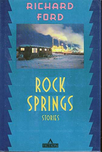9780871131591: Rock Springs