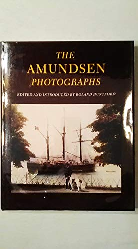 9780871131713: The Amundsen Photographs