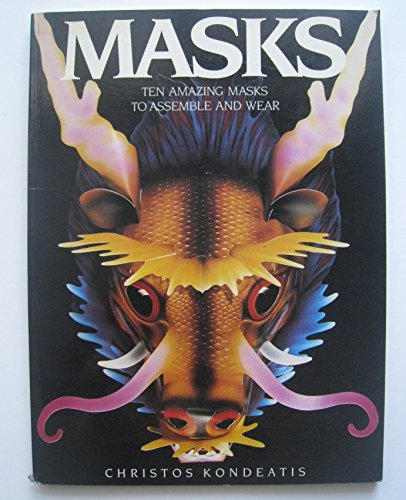 9780871131720: Masks: Ten Amazing Masks to Assemble and Wear