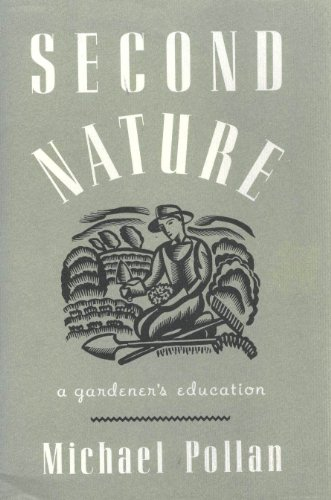9780871134431: Second Nature - A Gardener's Education