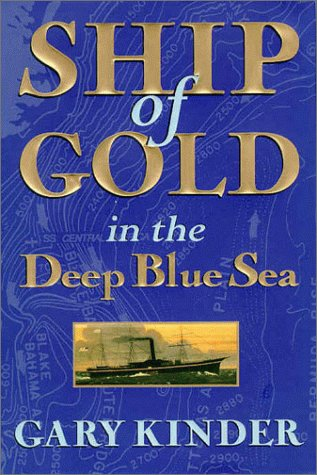 Ship of Gold in the Deep Blue: Gary Kinder