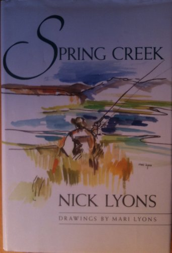 Spring Creek (0871135256) by Lyons, Nick