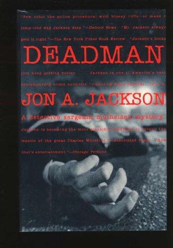 Dead Man: Jackson, Jon A.
