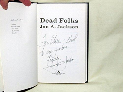 Dead Folks: Jackson, Jon A.