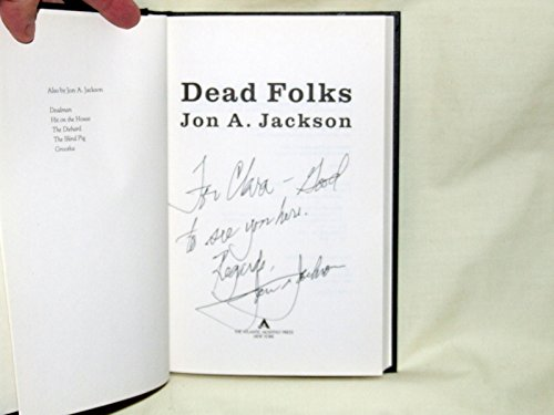 DEAD FOLKS [Signed Copy / Limited Edition]