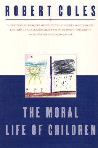 9780871137708: The Moral Life of Children