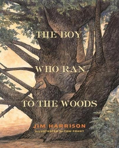 The Boy Who Ran to the Woods: Harrison, Jim