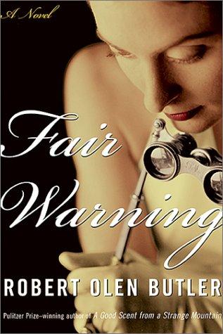 9780871138330: Fair Warning: A Novel