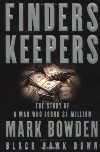 9780871138590: Finders Keepers: The Story of a Man Who Found $1 Million