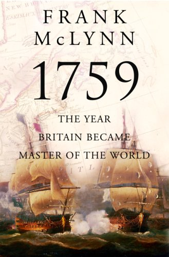 9780871138811: 1759: The Year Britain Became Master Of The World