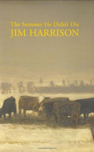 The Summer He Didn't Die: Harrison, Jim