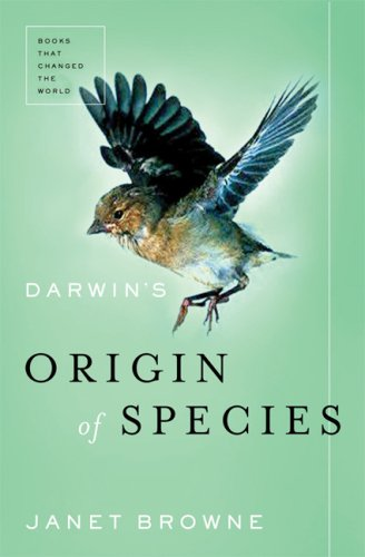9780871139535: Darwin's Origin of Species: A Biography (Books That Changed the World)