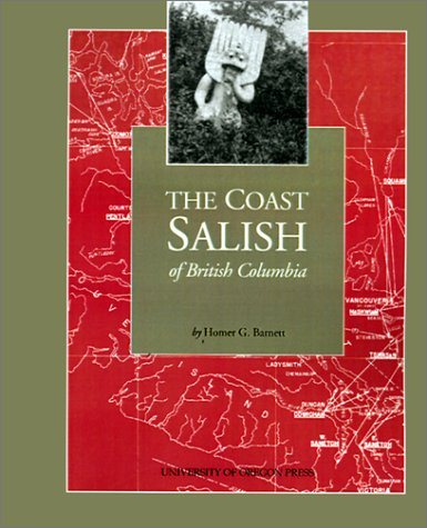 9780871140708: The Coast Salish of British Columbia