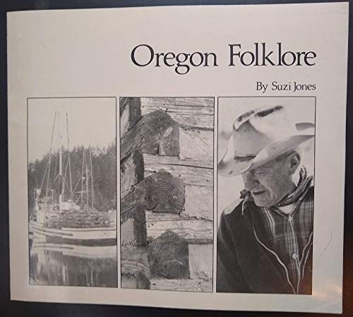 9780871140777: Oregon folklore