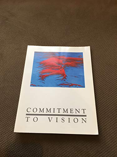9780871142528: Commitment to Vision