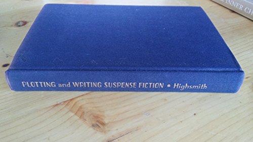 9780871160720: Plotting and writing suspense fiction