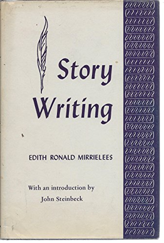 Story writing: Mirrielees, Edith Ronald