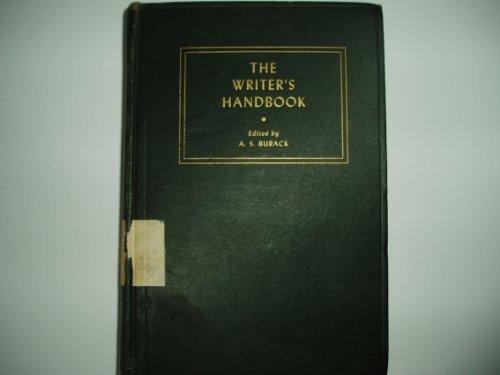 9780871160782: The writer's handbook