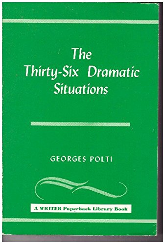 9780871161093: The Thirty-Six Dramatic Situations