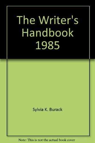 9780871161406: The Writer's Handbook