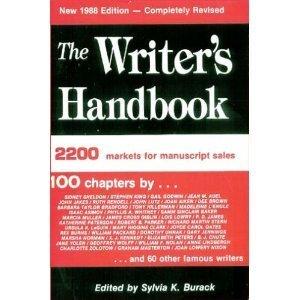 9780871161604: The Writer's Handbook, 1990