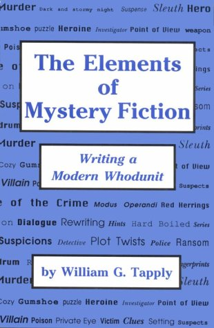 9780871161765: The Elements of Mystery Fiction: Writing a Modern Whodunit