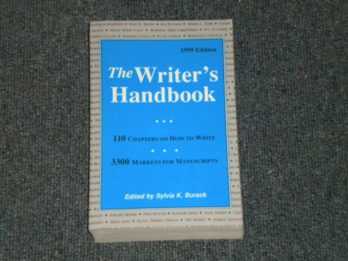 9780871161840: The Writer's Handbook: 1999 (Annual)