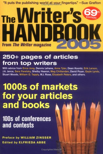 9780871162120: The Writers Handbook 2005 (Writer's Handbooks (Writer Inc))